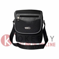 Tas Real Polo SB 8859 Black Ransel/Kantor/Sekolah/Backpack