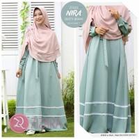 Dress Nira Dusty Green