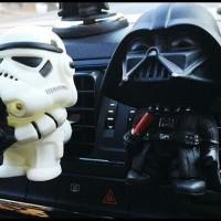 Parfum Pengharum Mobil Karakter Star War