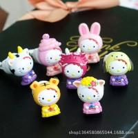 Parfum Pengharum Mobil Karakter Hello Kitty 2nd Edition
