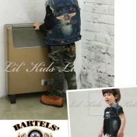 Baju Anak - Bartels Jacket (T-085)
