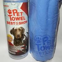 HANDUK / PET TOWEL SUPER ABSORBENT UK 66x43cm (XL)