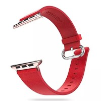 unik lucu Hoco Classic Style Leather Band for Apple Watch 38mm lucu