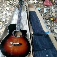 akustik elektrik Yamaha apx500 + softcase