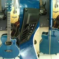 akustik elektrik yamaha apx + softcase