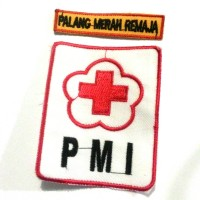 Badge PMI/PMR Bordir