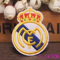 Bordir Logo Club Sepak Bola