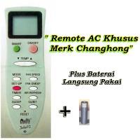 Remote AC A/C Changhong