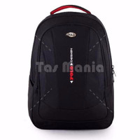 NEW Polo Campus Charcoal With Laptop Slot Backpack LZD