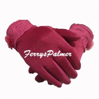 Sarung Tangan Musim Dingin Wanita Touch Screen/Gloves Winter Katun 07