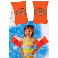 Intex Swim Arm Bands Orange 30cm. Pelampung Lengan Renang Anak