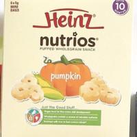 heinz nutrios / baby snack / snack bayi import / mpasi