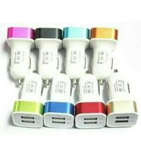 Car Charger Mobil / Saver Mobil 2 USB 2A , 2 Output