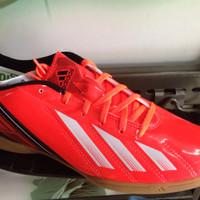 Adidas sepatu futsal adidas f5 in authentic sale murah red original