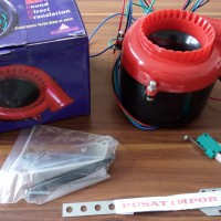 Turbo sound Electric Turbo fake sound blow off electric