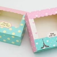 box sovenir nasi kotak cake kue cupcake paper karton kotak bahan masak