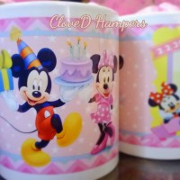 Mug Souvenir Ulang Tahun/Pernikahan