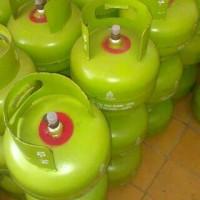 Tabung Gas Elpiji 3 kG + isi (Melon) Murah - Khusus GoJek