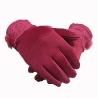 Sarung Tangan Musim Dingin Katun Gloves Winter Touch Screen Wanita