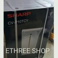 AC PORTABLE SHARP 1 PK + PLASMACLUSTER/ CV-P10TCY/ MURAH/ FREE ONGKIR