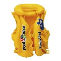Intex Deluxe Swim Vest Pool School Step 2. Jaket Pelampung Renang Anak