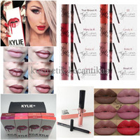 TERMURAH GROSIR Kylie Lip Kit Matte 2 in 1 Like ORI ( Recommended ) PR