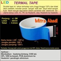 Thermal Tape 2 meter x 25 mm