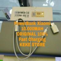 PowerBank Power Bank Xiaomi New Slim 10000 Mah Original