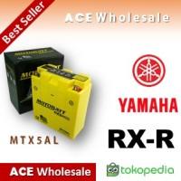 Aki Kering/ Yamaha/ RX-R/ MTX5AL/ MOTOBATT u: Yuasa/ GS LL