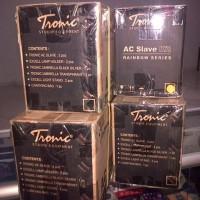 Paket Studio Mini Tronic AC Slave Kit - Rainbow Series