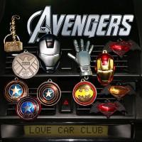 Parfum Pengharum Mobil Karakter Avangers 2nd Edition