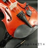 Violin Pickup Cherub WCP-60V / Spul Biola Jepit Cherub