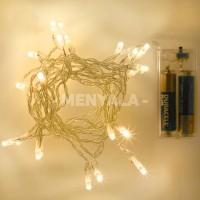 LED 20 Baterai / AA Battery / Tumblr Lamp / Christmas / Lampu Natal