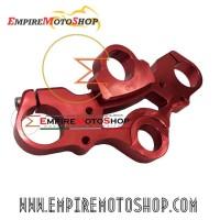 Segitiga Stang Xrace Ninja 250 Fi / Ninja 250R Merah