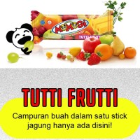 Momogi Stick Tutti Frutti Box (1 Box isi 20 Pcs)