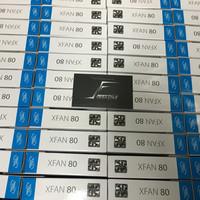 Deepcool XFan 8 Black with Hydro Bearing - Fan Case 8cm