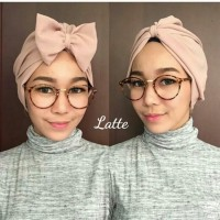 bow turban/turban pita
