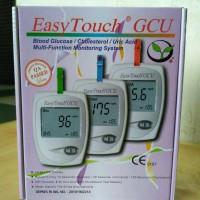 alat cek gula darah / easytouch GCU / Easy touch GCU