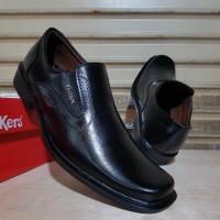 Sepatu Kickers pantofel italy casual formal resmi pria