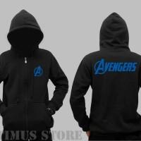 Jaket Sweater The Avengers