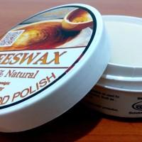 BEESWAX BIO POLISH Food Grade Wood Polish - Poles Kayu Pipa Cangklong