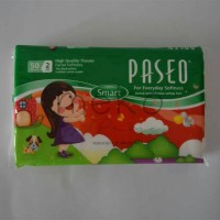 Tissue Travel Paseo 50sheet 2ply (1pcs)
