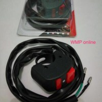 Saklar On/Off / Switch On Off Lampu / Klatson Motor
