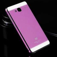 Aluminium Tempered Glass Hard Case for Xiaomi Redmi2/Re wbuy-3670-307