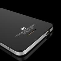 Aluminium Tempered Glass HardCase for Xiaomi Redmi Note wbuy-1260-732