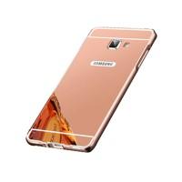 Bumper Mirror Sliding Case Samsung Galaxy A3 2016/A310 - Rose Gold
