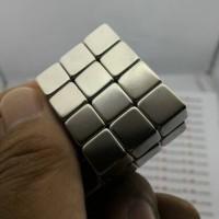 Magnet Kubus Kotak Neodymium N52 Super Kuat
