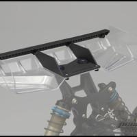 0146B Hybrid, pre-trimmed 1/8th buggy, truck wing, w/gurney options