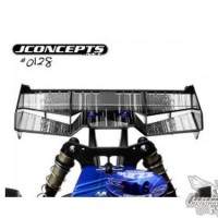 0128Y JConcepts Finnisher - 1/8th buggy / truck wing, w/gurney options