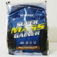 Dymatize SuperMass Gainer Super Mass 12 lbs